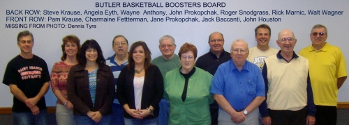 booster board picture